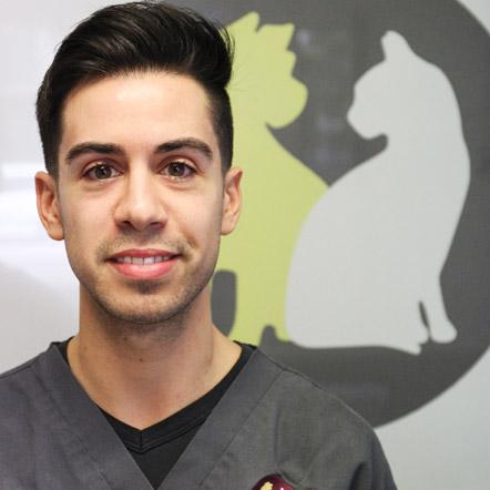 Fernando - Vet Nurse
